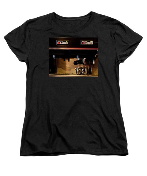 Double Shot Of Espresso Women's T-Shirt (Standard Cut)
