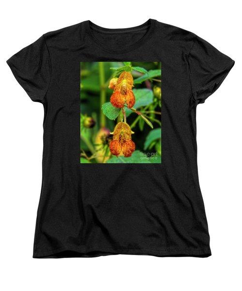 Double Shot Of Jewelweed Women's T-Shirt (Standard Cut)