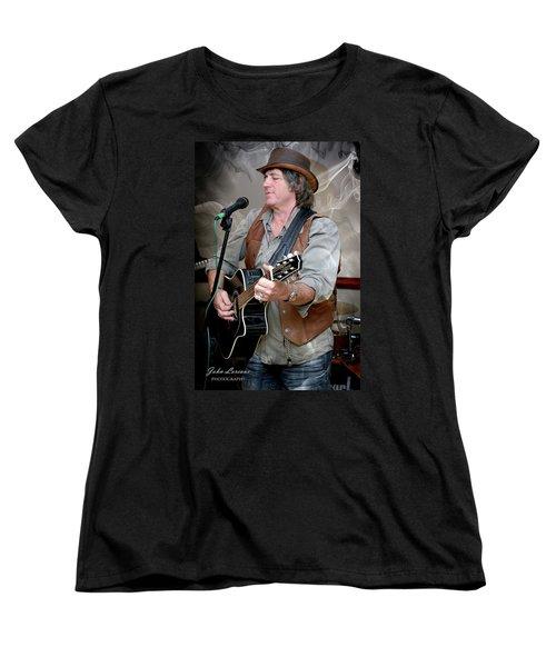 Dr. Phil Women's T-Shirt (Standard Cut) by John Loreaux