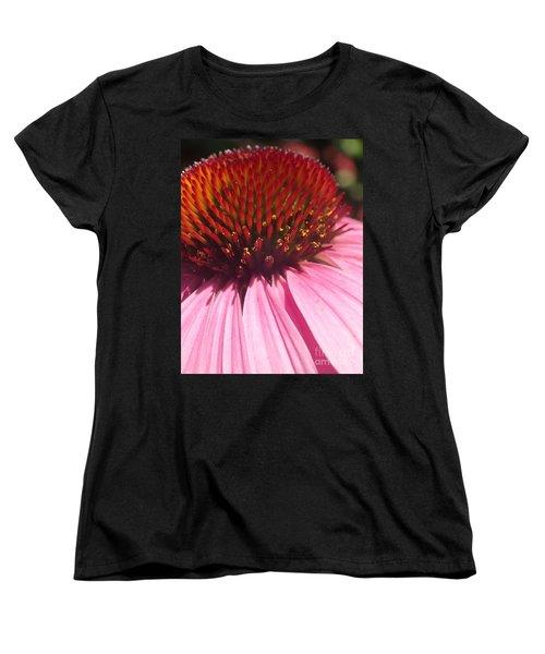 Women's T-Shirt (Standard Cut) featuring the photograph Drama Diva by Christina Verdgeline