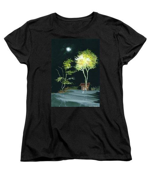 Drive Inn Women's T-Shirt (Standard Cut)