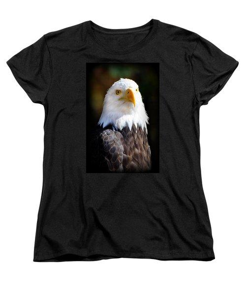 Eagle 14 Women's T-Shirt (Standard Cut) by Marty Koch