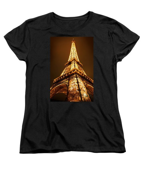 Eiffel Women's T-Shirt (Standard Cut)