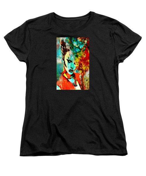 Electric Hair Women's T-Shirt (Standard Cut)