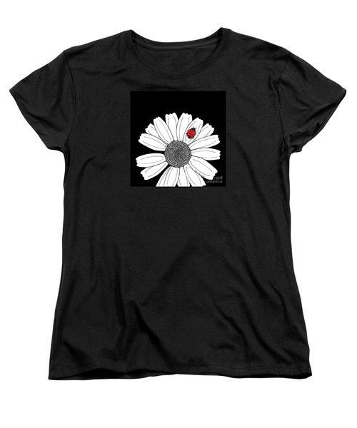 Ella's Daisy Women's T-Shirt (Standard Cut)