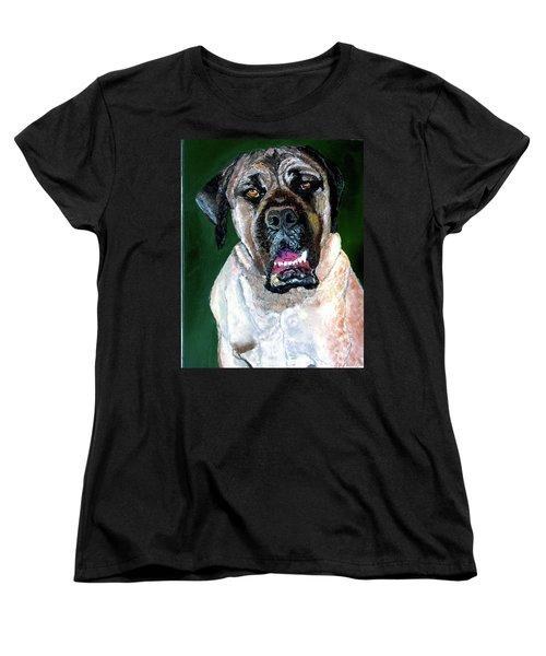 Ely Women's T-Shirt (Standard Cut) by Stan Hamilton