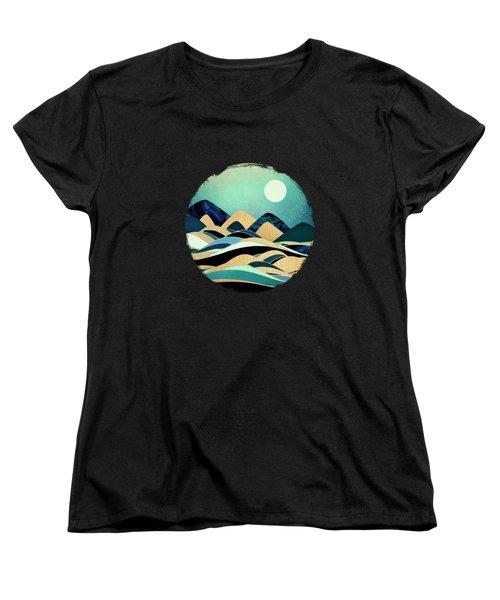 Emerald Evening Women's T-Shirt (Standard Fit)
