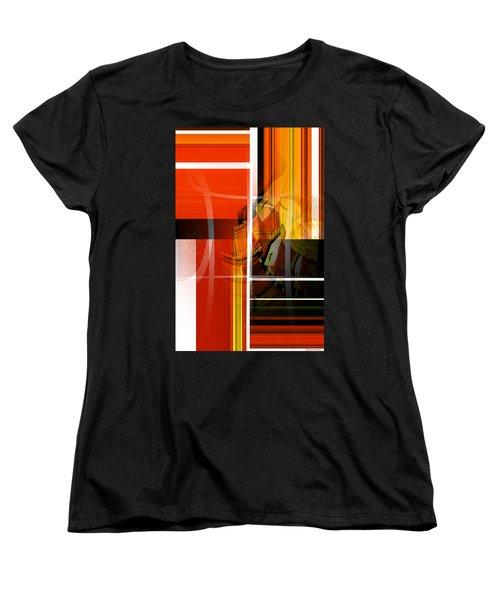 Emerging Concrete Life Women's T-Shirt (Standard Cut) by Thibault Toussaint
