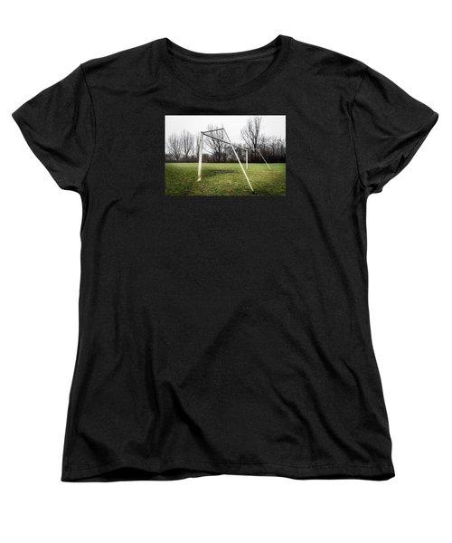 Emptiness Women's T-Shirt (Standard Cut) by Celso Bressan