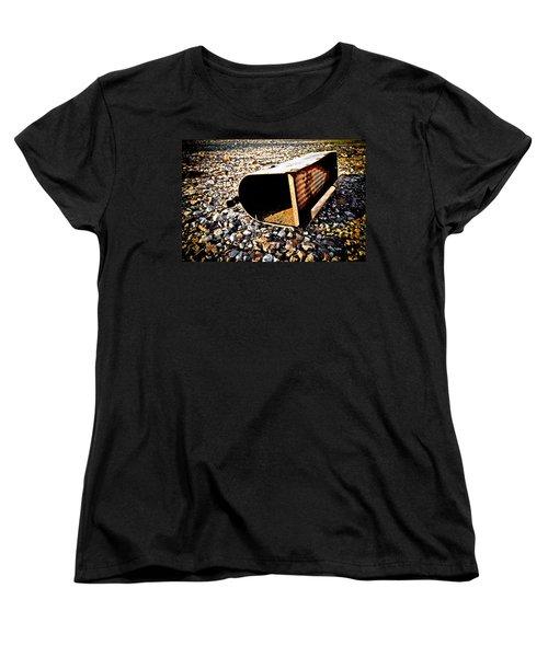 End Of An Era Women's T-Shirt (Standard Cut) by Sennie Pierson
