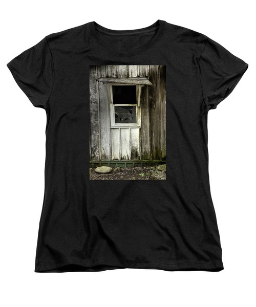 Women's T-Shirt (Standard Cut) featuring the photograph Endless by Mike Eingle