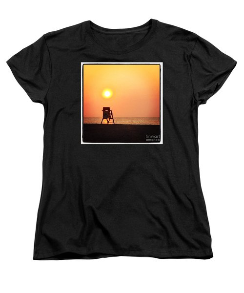 Endless Summer Women's T-Shirt (Standard Cut) by LeeAnn Kendall