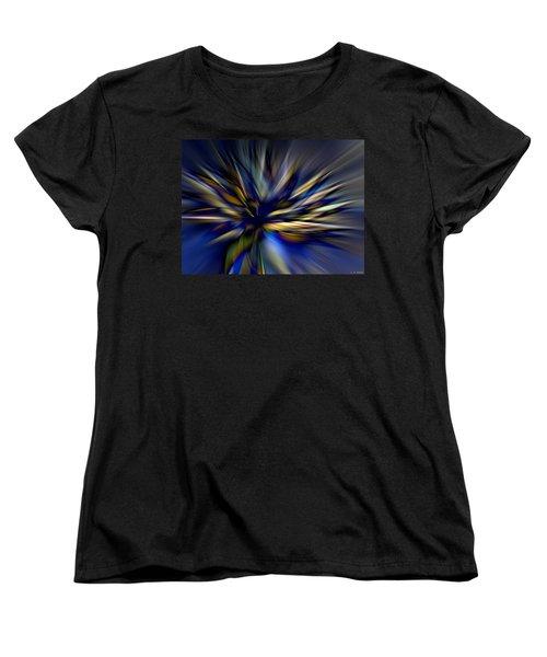 Energy In Flight Women's T-Shirt (Standard Cut) by Lauren Radke