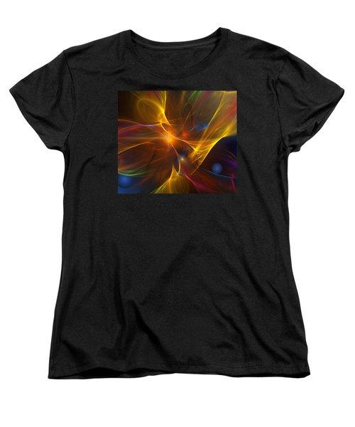 Energy Matrix Women's T-Shirt (Standard Cut)