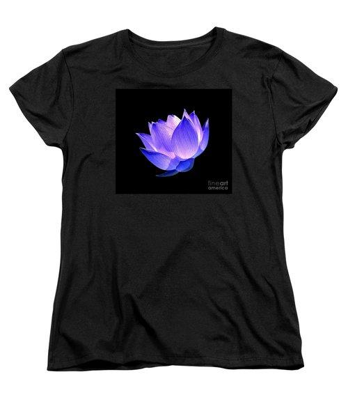 Enlightened Women's T-Shirt (Standard Cut) by Jacky Gerritsen
