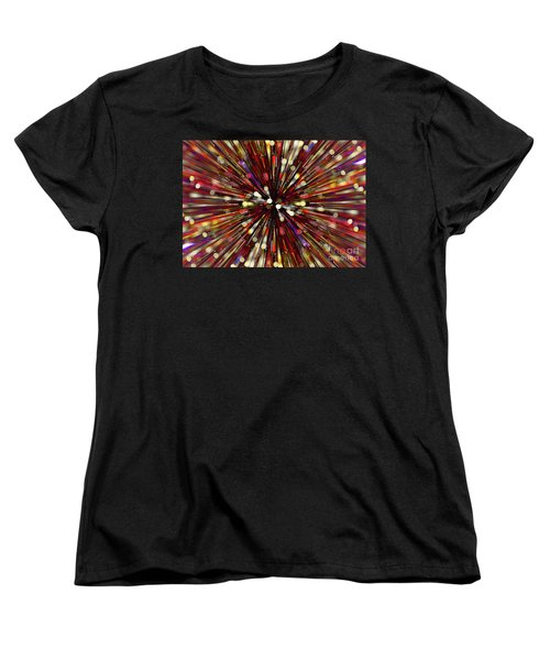 Women's T-Shirt (Standard Cut) featuring the photograph Escape Velocity.. by Nina Stavlund