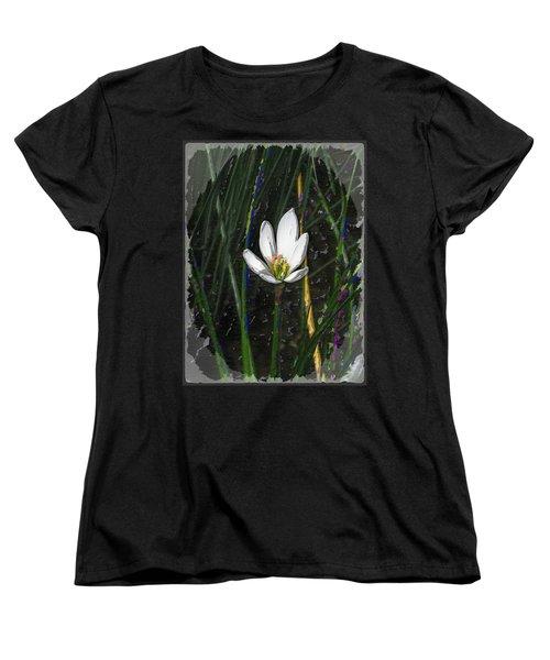 Estuary Elegance Women's T-Shirt (Standard Cut) by Tim Allen