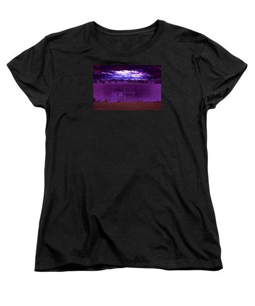 Event At The Bay Women's T-Shirt (Standard Cut) by Jake Whalen
