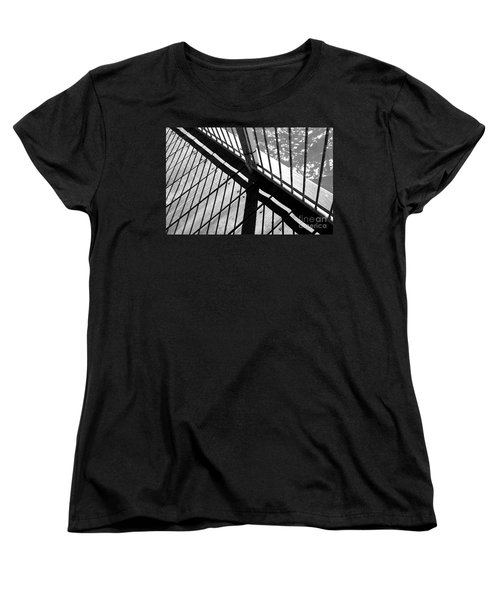 Women's T-Shirt (Standard Cut) featuring the photograph Every Which Way by Stephen Mitchell
