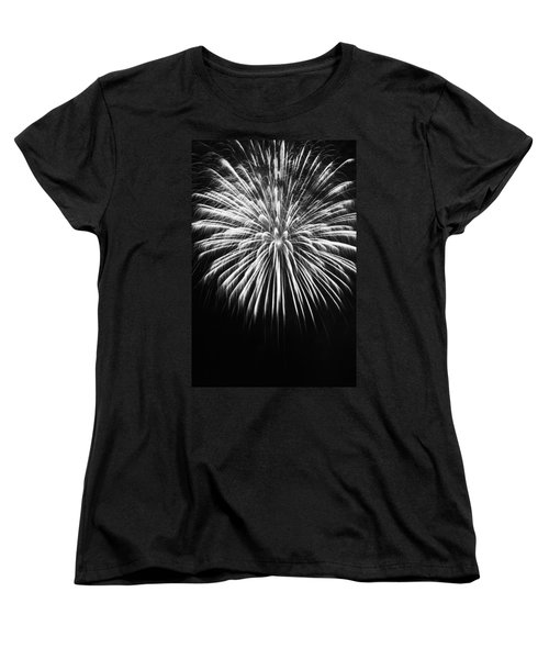 Explosion Women's T-Shirt (Standard Cut) by Colleen Coccia