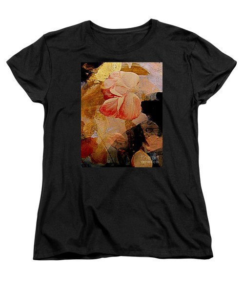 Exuberance Women's T-Shirt (Standard Cut) by Nancy Kane Chapman