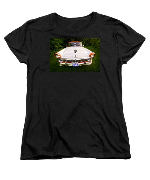 Fairlane Women's T-Shirt (Standard Cut) by Jerry Golab