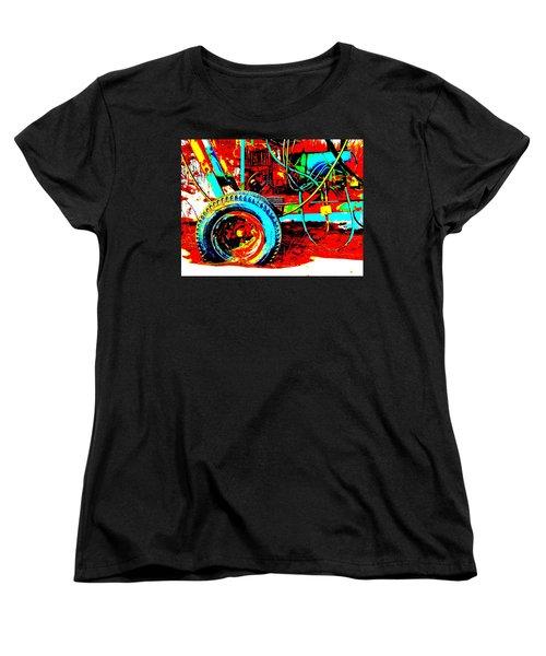 Feb 2016 47 Women's T-Shirt (Standard Cut) by George Ramos