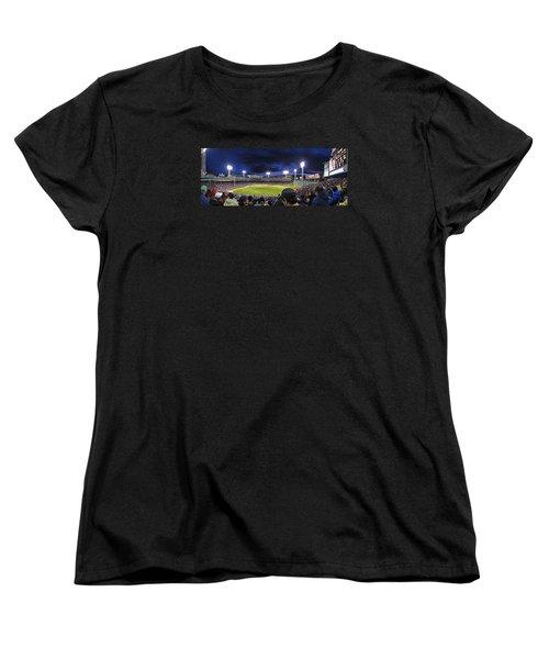 Fenway Night Women's T-Shirt (Standard Cut)
