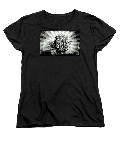 Fifty Cents For Your Soul Women's T-Shirt (Standard Cut) by Paulo Zerbato