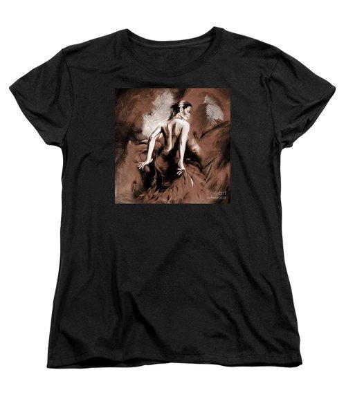 Figurative Art 007b Women's T-Shirt (Standard Cut) by Gull G