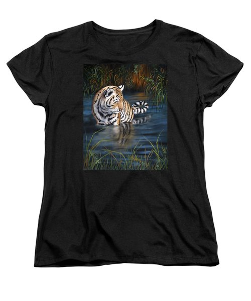 First Reflection Women's T-Shirt (Standard Cut)