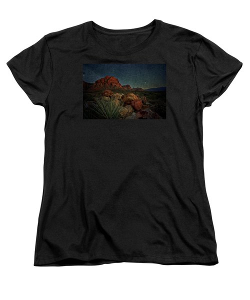 flight AM Women's T-Shirt (Standard Cut) by Mark Ross