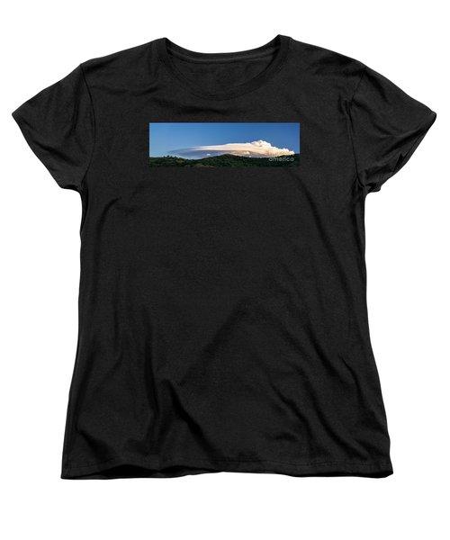 Flight Of The Navigator Women's T-Shirt (Standard Cut) by Giuseppe Torre