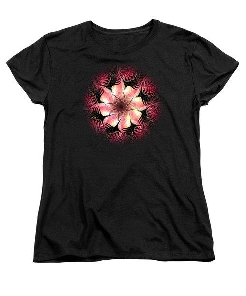 Flower Scent Women's T-Shirt (Standard Cut)