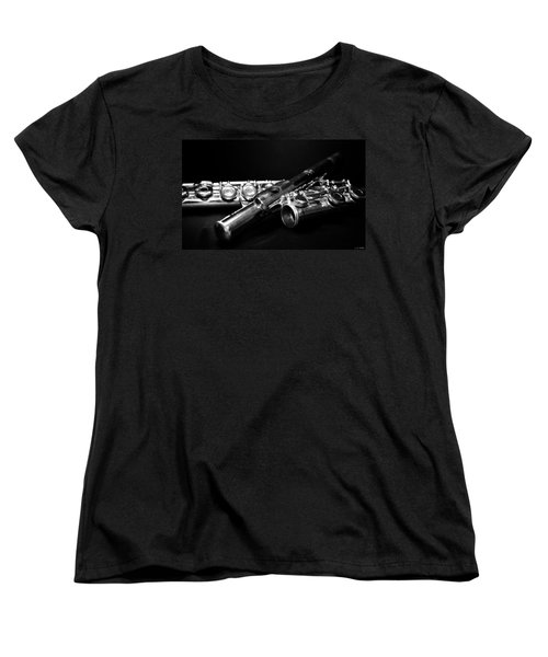 Flute Series I Women's T-Shirt (Standard Cut) by Lauren Radke