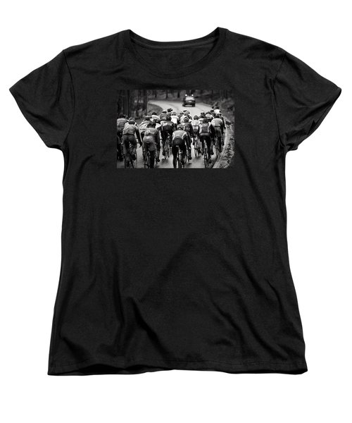 Follow The Lights Women's T-Shirt (Standard Cut)