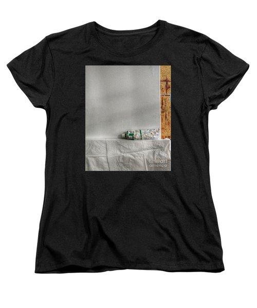 Forgotten Women's T-Shirt (Standard Cut) by Isabella F Abbie Shores FRSA