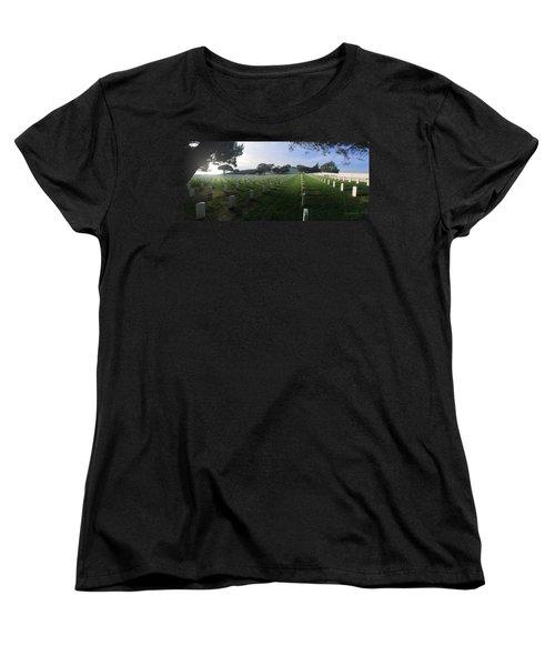 Fort Rosecrans National Cemetery Women's T-Shirt (Standard Cut)