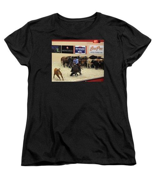 4 Important Factors Women's T-Shirt (Standard Cut) by John Glass