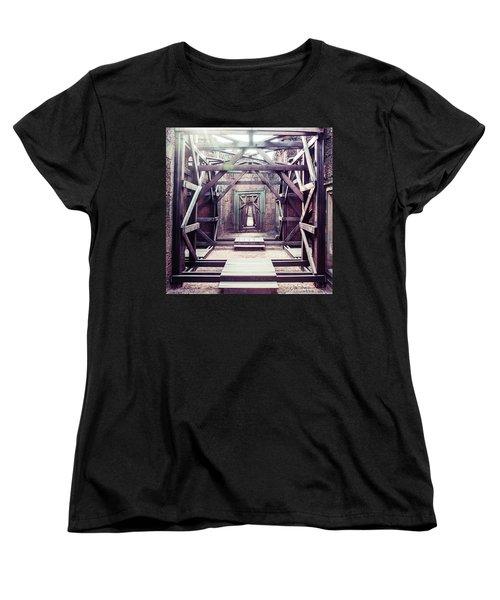 Framework Women's T-Shirt (Standard Cut) by Joseph Westrupp