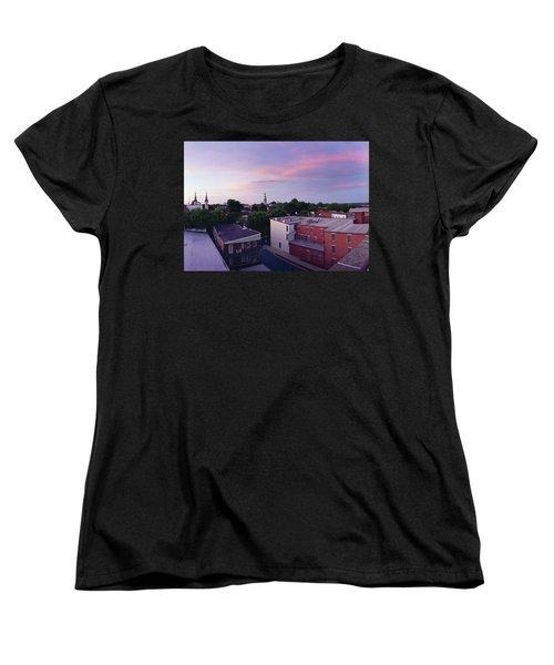 Twi Lights Women's T-Shirt (Standard Cut)
