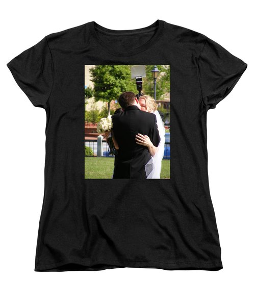 From All Sides Women's T-Shirt (Standard Cut) by Adam Cornelison