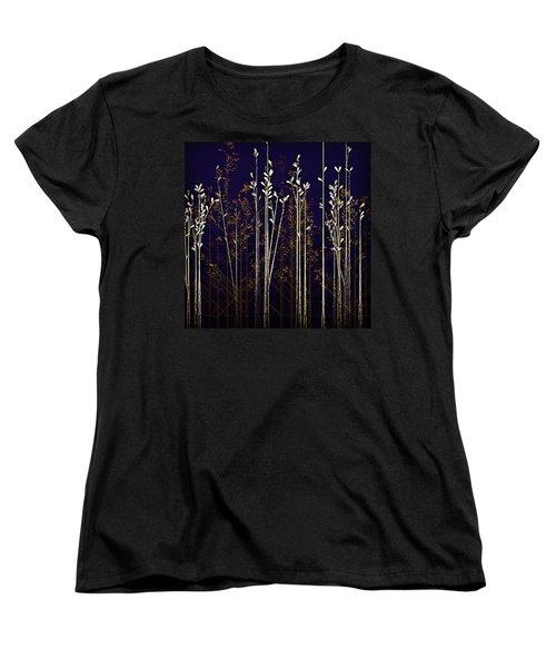 From The Grass We Creep Women's T-Shirt (Standard Cut) by Nick Heap