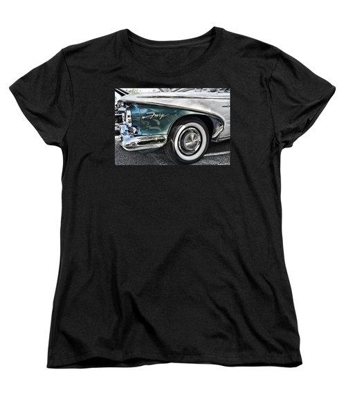 Fury In Blue Women's T-Shirt (Standard Cut)