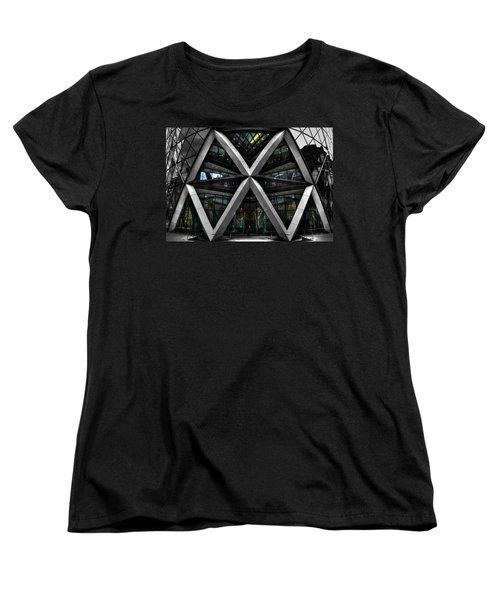 Future Proof Women's T-Shirt (Standard Cut) by Yhun Suarez