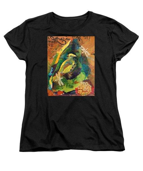 Garden Life Women's T-Shirt (Standard Cut) by Buff Holtman