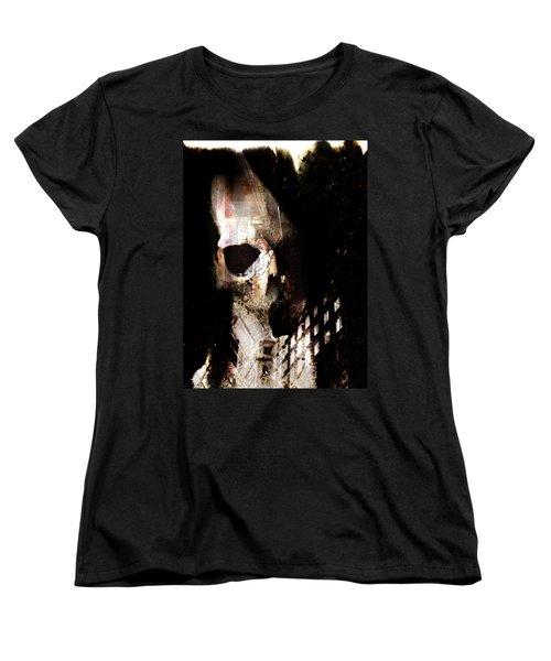 Women's T-Shirt (Standard Cut) featuring the photograph Gates by Ken Walker