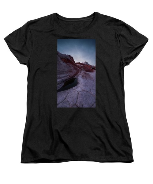 Women's T-Shirt (Standard Cut) featuring the photograph Genesis  by Dustin LeFevre