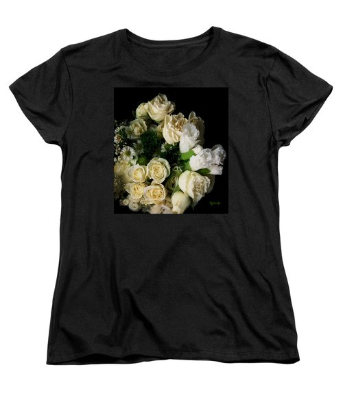 Women's T-Shirt (Standard Cut) featuring the photograph Glamour by RC DeWinter