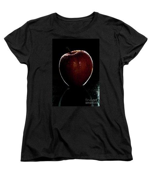 Glistening Red Women's T-Shirt (Standard Cut)